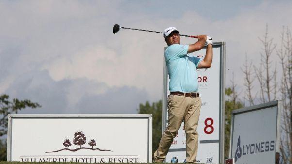Golf: Senior Villaverde, C.Rocca 26mo