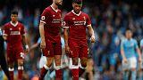 Familiar failings at back undermine Liverpool ambition