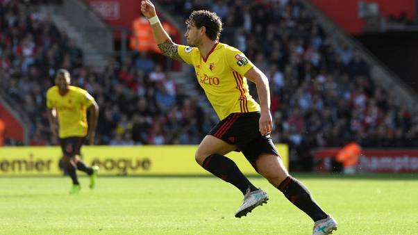Doucoure and Janmaat on target as Watford win at Southampton