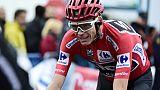 Tour d'Espagne: Froome, des pentes du Kenya au panthéon cycliste
