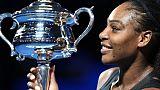 Tennis: objectif Open d'Australie pour Serena Williams
