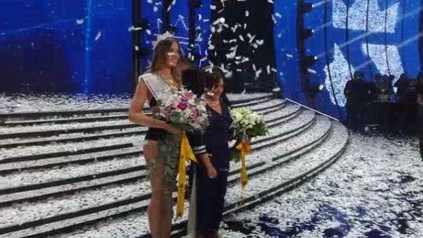 Miss Italia: vince Alice Rachele Arlanch