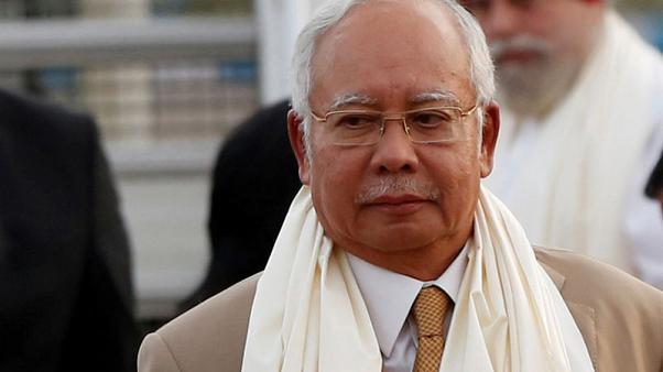 With Trump meeting, Malaysia's PM seeks to put 1MDB scandal behind him
