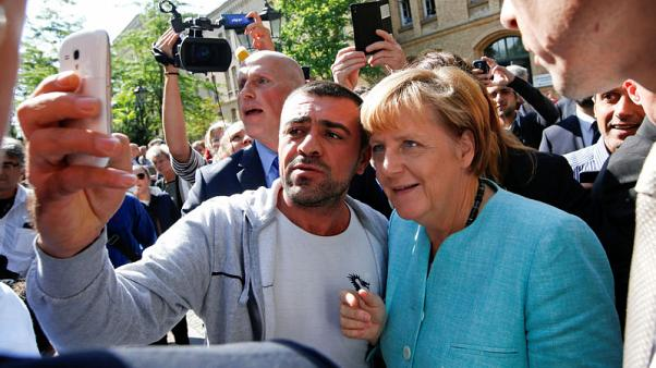 Merkel and the refugees - How German leader emerged from a political abyss