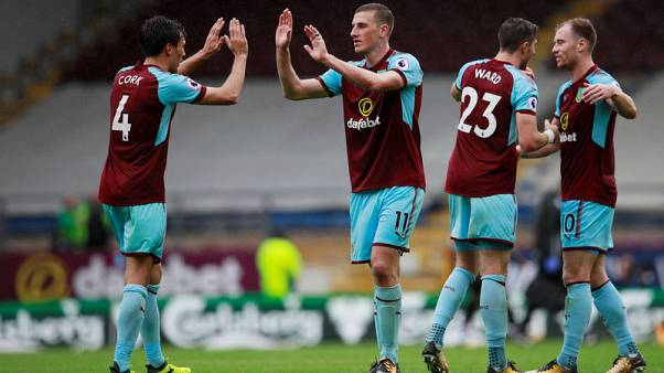 Wood winner for Burnley hands Palace fourth straight defeat