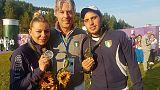 Italia Team: bronzo mondiale tiro a volo