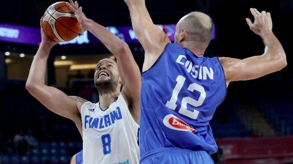 Eurobasket: Italia a riposo, poi Serbia
