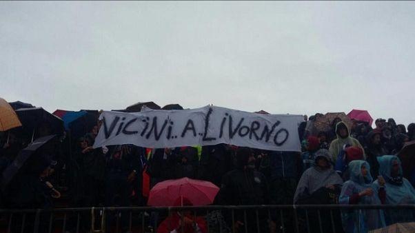Maltempo: tifosi Pisa solidali Livorno