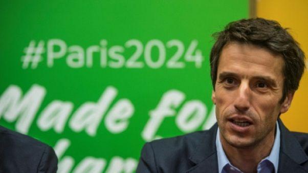"""JO-2024 à Paris: """"Il y a 3 ou 4 ans, pas grand monde y croyait"""" (Estanguet)"""
