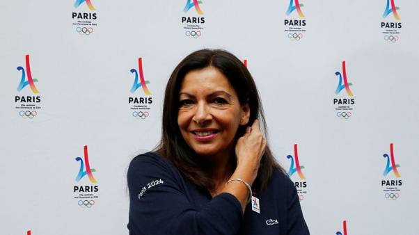 Paris lauds chance to renew trust in Olympics as likely 2024 host