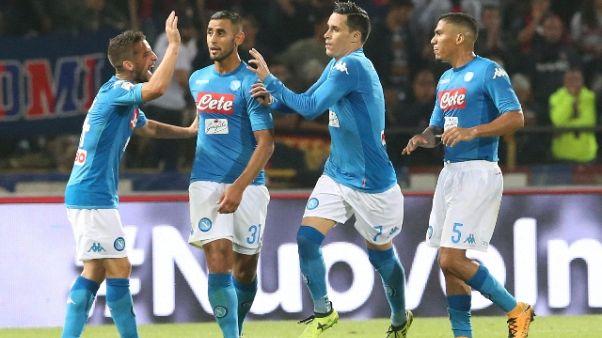 Ranieri, Napoli è da scudetto ma Juve...