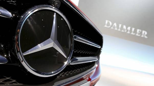 Mercedes-Benz to offer electric option for every car by 2022