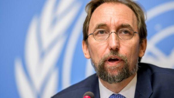Venezuela: l'ONU souhaite une enquête sur de possibles crimes contre l'humanité