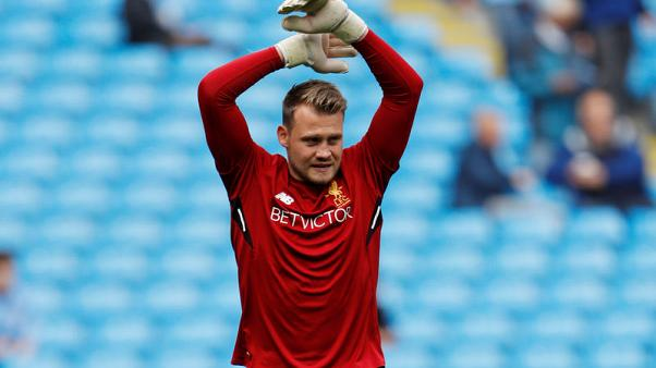 Liverpool keen to rebound after heavy Man City loss, says Mignolet