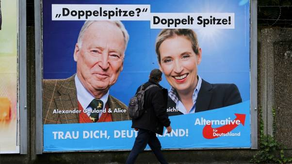 Germany investigates far-right election candidate accused of inciting hatred
