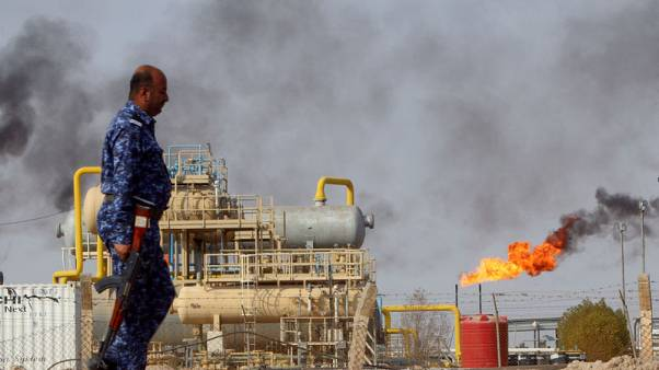 Tribal clashes, political void threaten oil installations in Iraq's south
