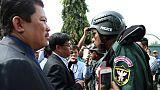 """Cambodge: l'opposition menacée de dissolution pour """"trahison"""""""