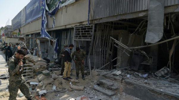 Afghanistan: attentat-suicide contre un convoi étranger, 5 blessés