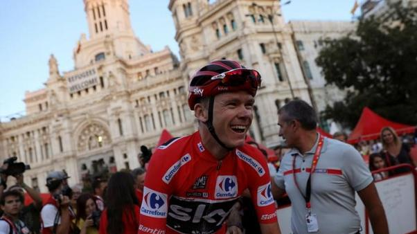 Cycling - Froome still rides under radar despite epic feats