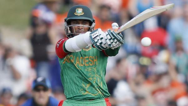 Bangladesh's Shakib Al Hasan rested for South Africa tests