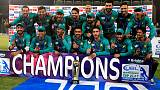 Pakistan hopes World XI series will herald return of international cricket