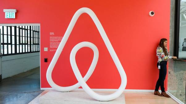 Airbnb sees 80 percent jump in visitors to Britain