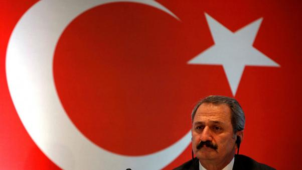 Turkey says U.S. indictment of former minister amounts to 'coup attempt'