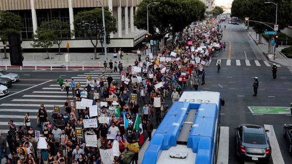 California, 3 other states sue over Trump action on 'Dreamer' immigrants