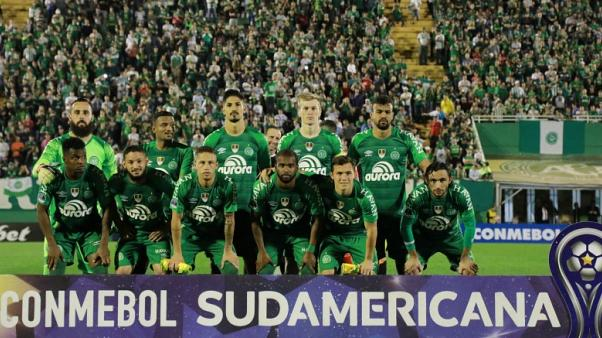 Chapecoense part ways with second coach in two months