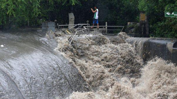 Storm floods parts of Philippines; markets, schools shut