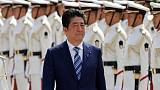 Japan PM Abe's ratings regain 50 percent amid North Korea security jitters
