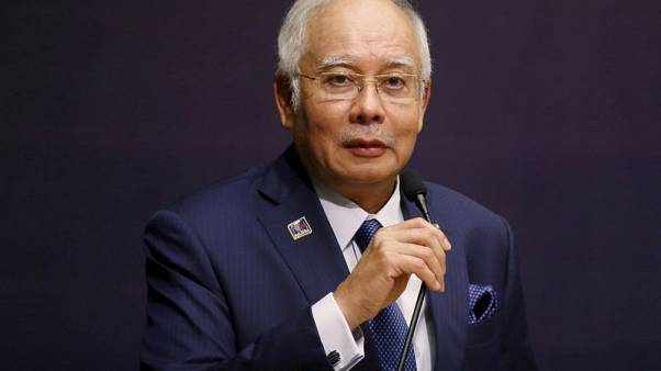 Security, not scandal, on agenda for Trump, Malaysia's Najib
