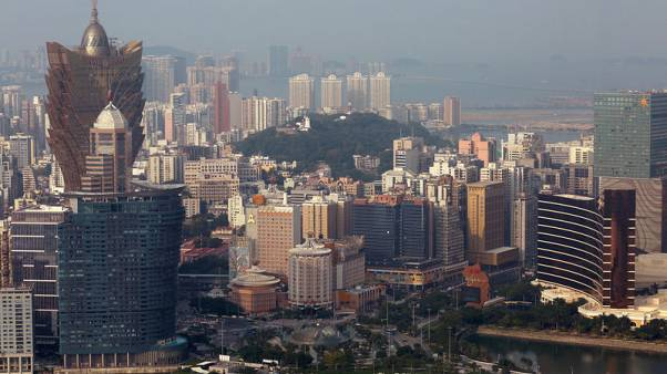Macau's unused billions: booming casino taxes sit in government coffers