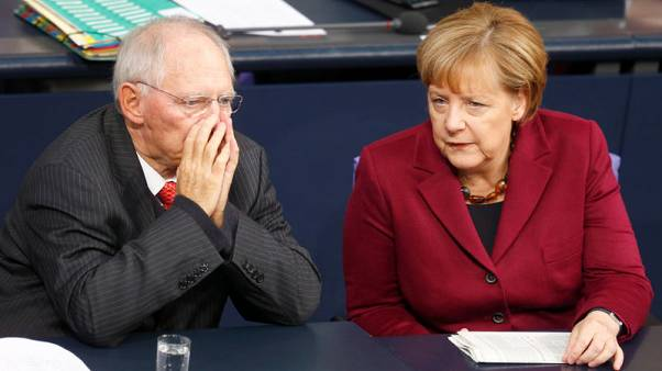 Germany's Schaeuble eyes another run as finance minister