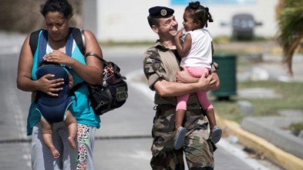 Irma: les principales mesures pour aider les populations des Caraïbes