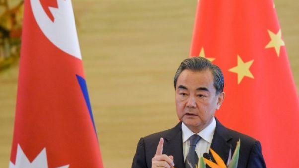 """Rohingyas: la Chine soutient les efforts de la Birmanie pour """"préserver la stabilité"""""""