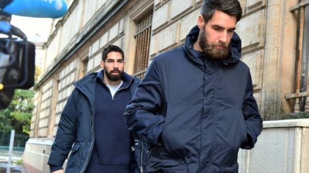 Paris truqués dans le handball: les frères Karabatic définitivement condamnés