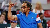 """Coupe Davis - Demie France-Serbie: """"On ne vient pas faire une exhibition"""", prévient Noah"""