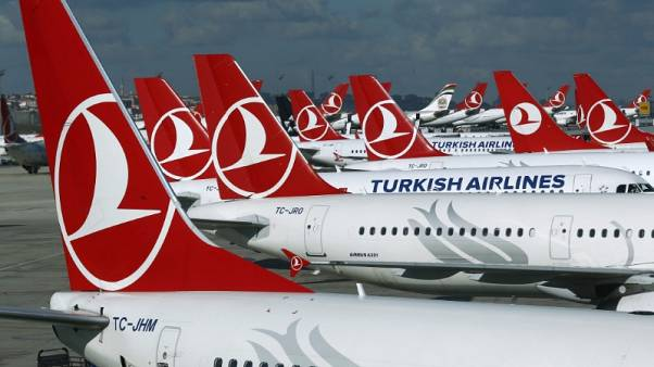 Turkish Airlines profits in Africa, where others fear to fly