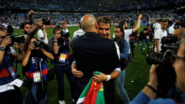 Ronaldo ripe for Real return in Champions League - Zidane