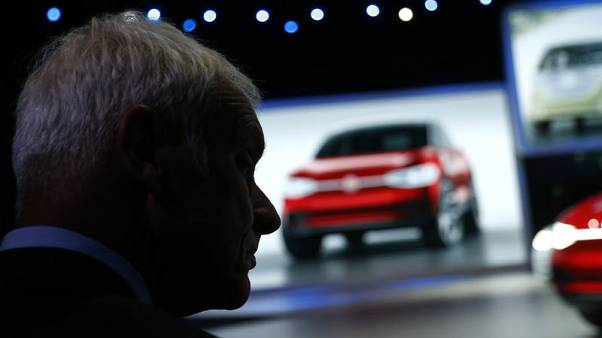Volkswagen's CEO says has no plans to divide up the group
