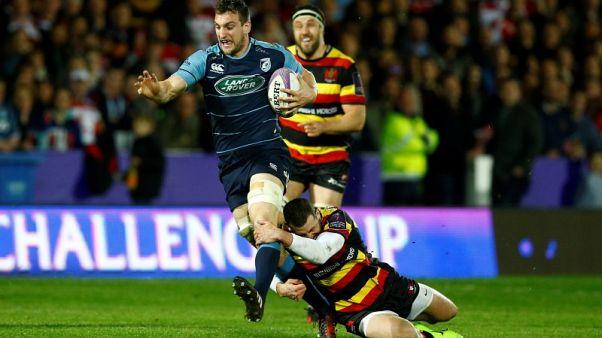 Warburton to miss Wales' autumn internationals with neck injury
