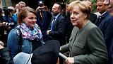 Germany's Merkel rejects total ban on arms exports to Turkey - NDR