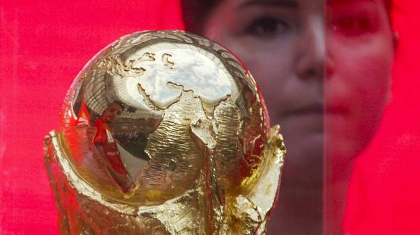 Soccer World Cup tickets to go on sale from Thursday - FIFA
