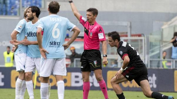 Serie A, tre squalificati per un turno