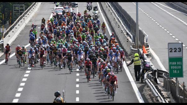 Ciclismo: il 30/9 100/o giro dell'Emilia