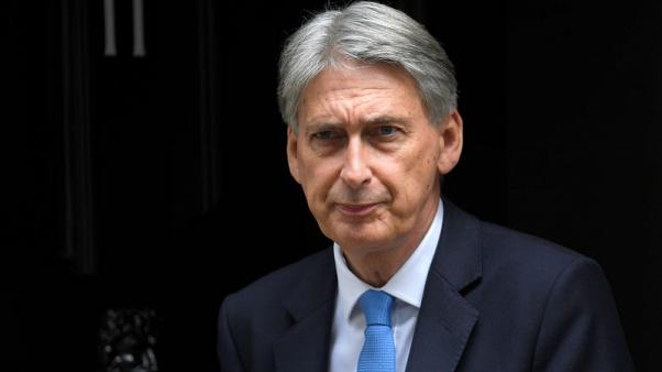Britain to hold annual budget on November 22, Hammond says