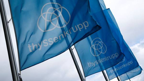 Thyssenkrupp labour leaders ready to talk as Tata decision looms