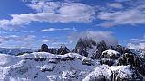 Prime nevicate in Alto Adige