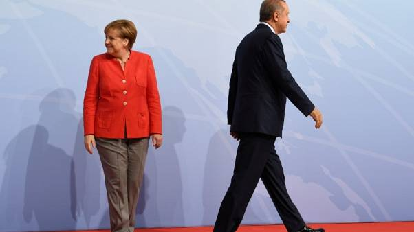 Germany mulls adding Turkey to list of states posing high security risk - media